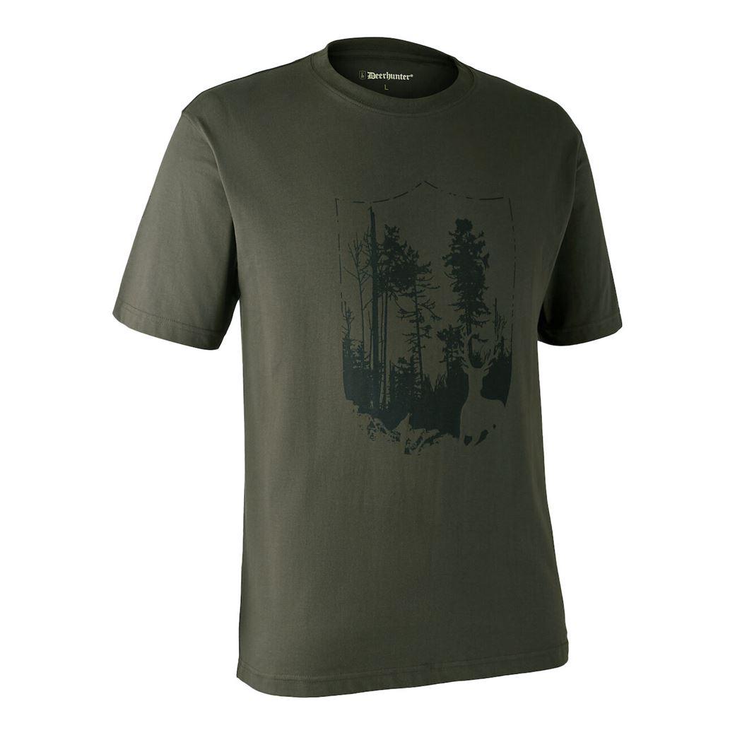 Deerhunter T-shirt Shield