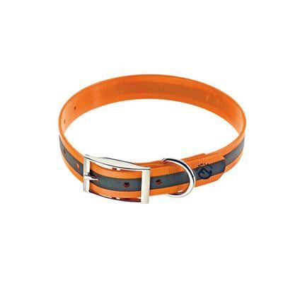 Halsung Reflektor Orange