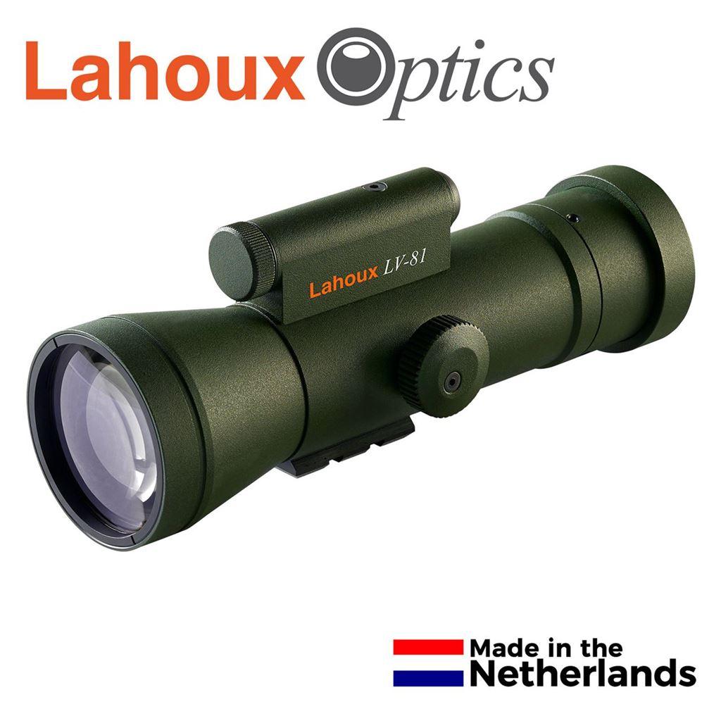 LAHOUX LV-81 Elite+