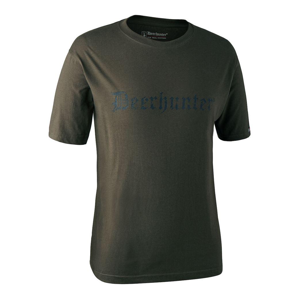 Deerhunter T-shirt Logo