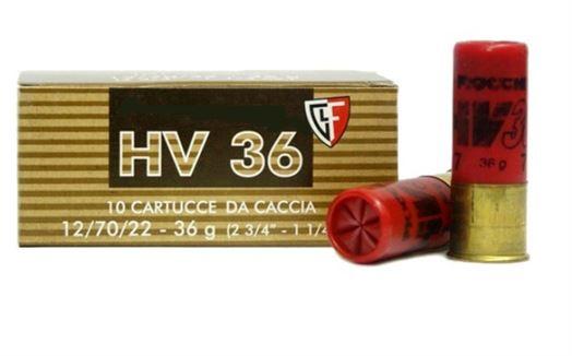 HV 36 / 12/70 / 22mm 36 g / #