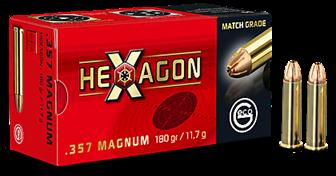 .357 MAG HEXAGON 11,7 G