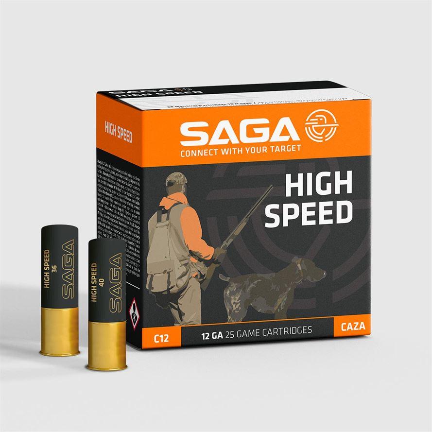 SAGA 12/70 High Speed 36g