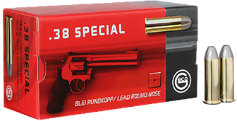 .38 SPECIAL GECO BLEIGES 50 ST